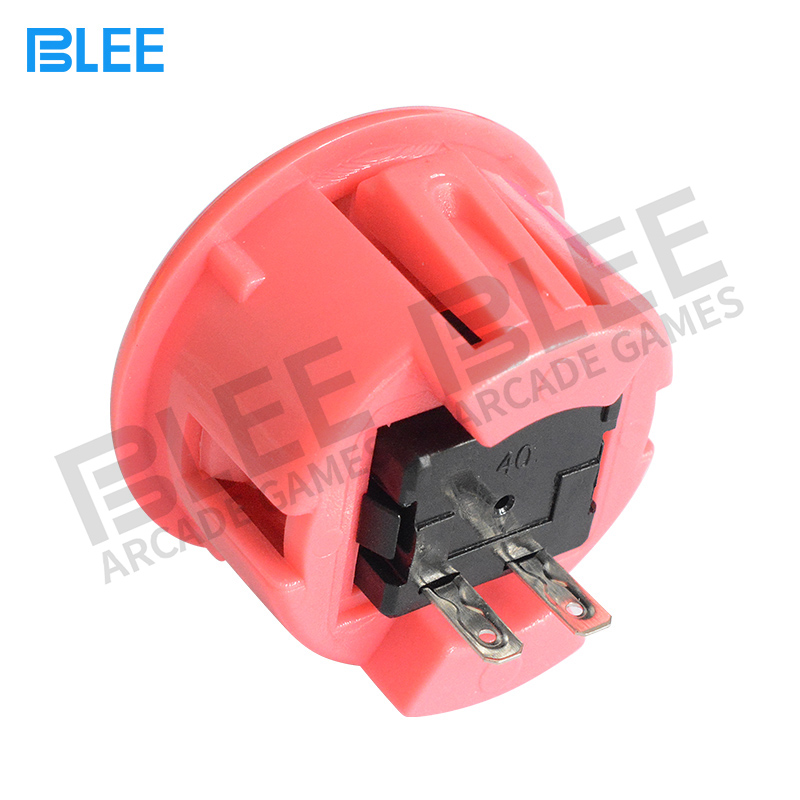 BLEE-Manufacturer Of Led Arcade Buttons Free Sample Different Colors-2