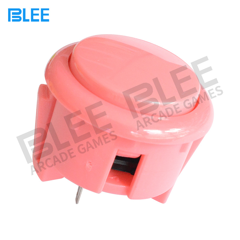 BLEE-Manufacturer Of Led Arcade Buttons Free Sample Different Colors-3