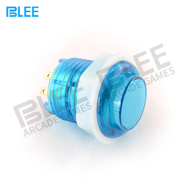 MAME Arcade Manufacturer Low Price 24MM Lighted Arcade Buttons