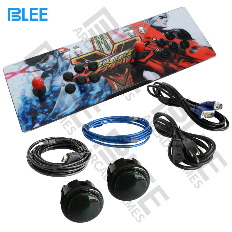arcade game machine parts HDMI VGA Pandora Box 6S Arcade Gaming Console information