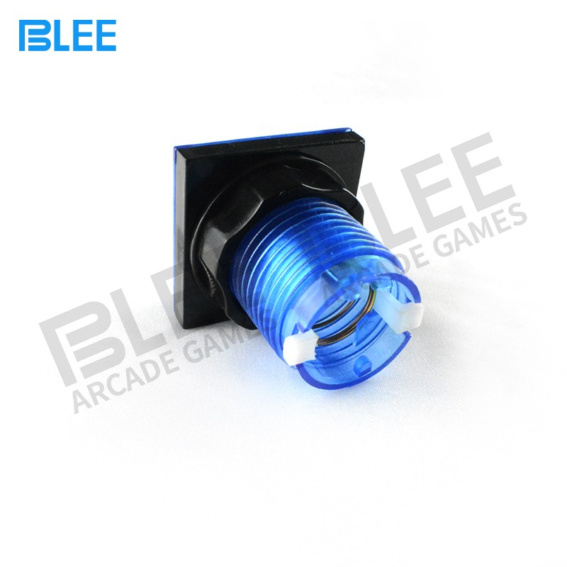 BLEE-Sanwa Clear Buttons | Free Sample Slot Machine Push Button-2