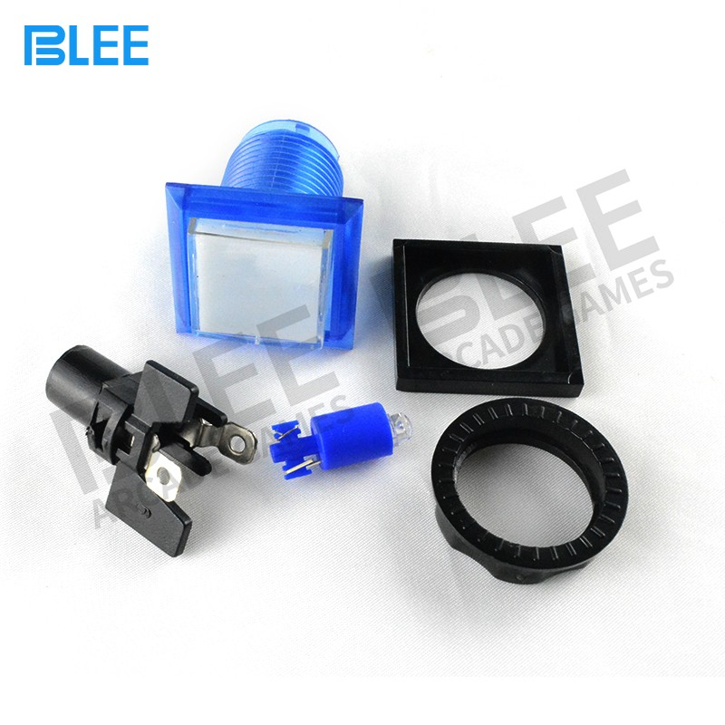 BLEE-Sanwa Clear Buttons | Free Sample Slot Machine Push Button-3