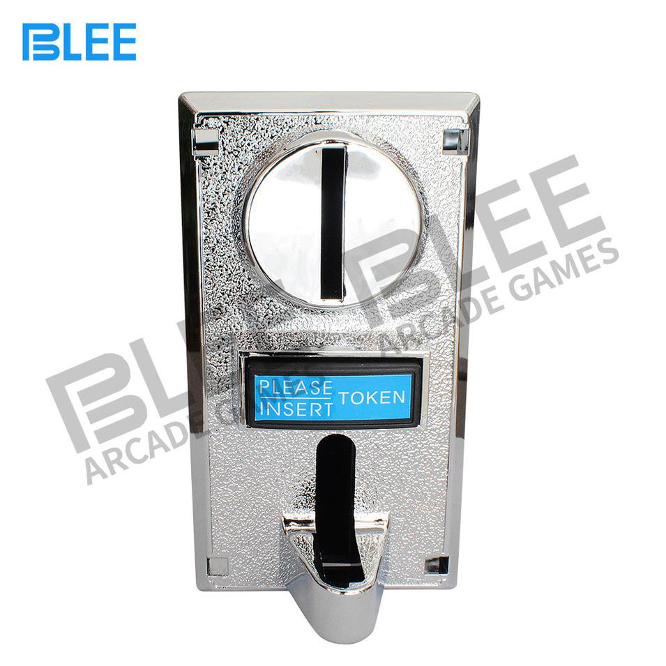 6 Value Multi Coin Acceptor Selector