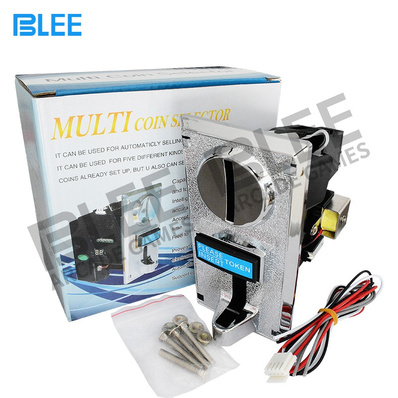 BLEE-Find Vending Machine Coin Acceptor Coin Acceptor Box