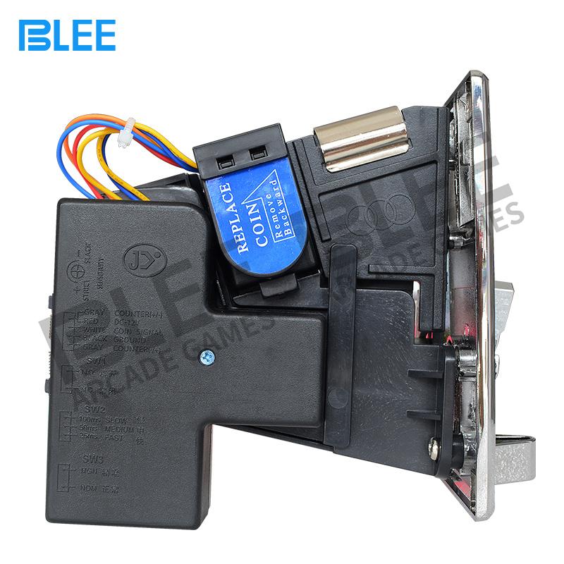 BLEE hotselling electronic coin acceptor bulk production for shopping-pandora box arcade, arcade but