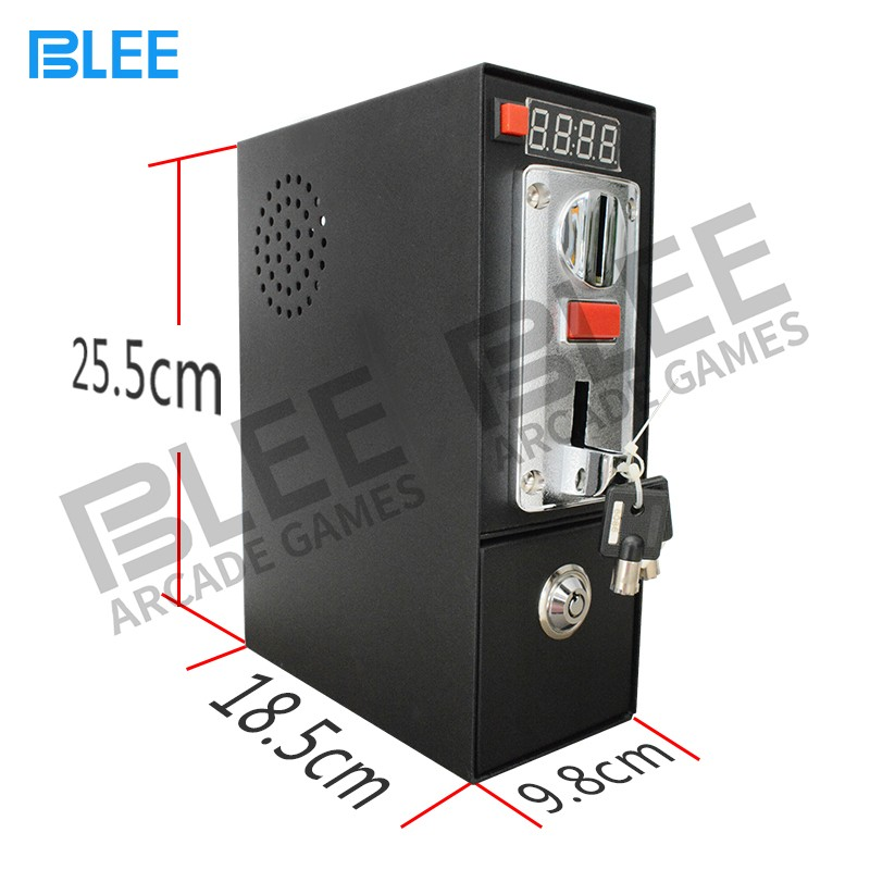 BLEE-Manufacturer Of Coin Operated Timer Box Dg600f Coin Acceptor Box
