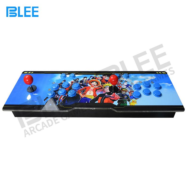 BLEE 2 Players 1388 in 1 Pandora Retro Box 6S Arcade Fifhting Stick Pandora Box Arcade image25