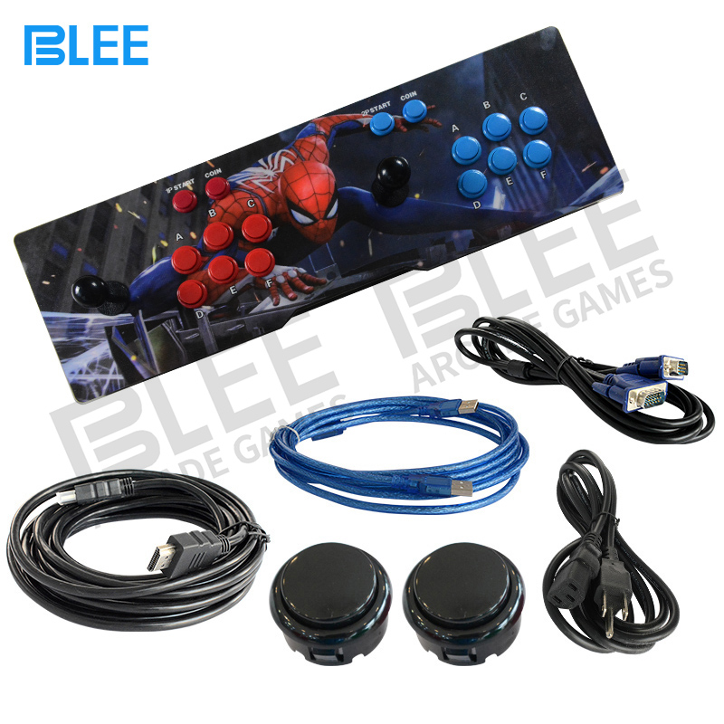 BLEE Manufacturer Direct Price 2 Players Pandora Retro Box 6S Arcade Stick Pandora Box Arcade image11