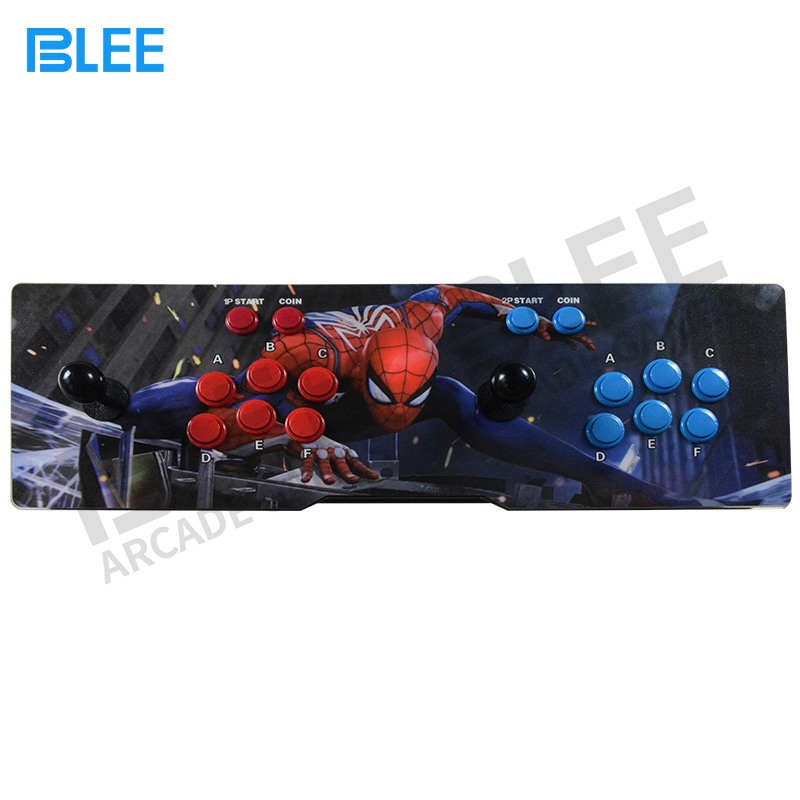 BLEE Affordable Pandora Retro Box 5 HDMI VGA Arcade Fighting Stick Pandora Box Arcade image10
