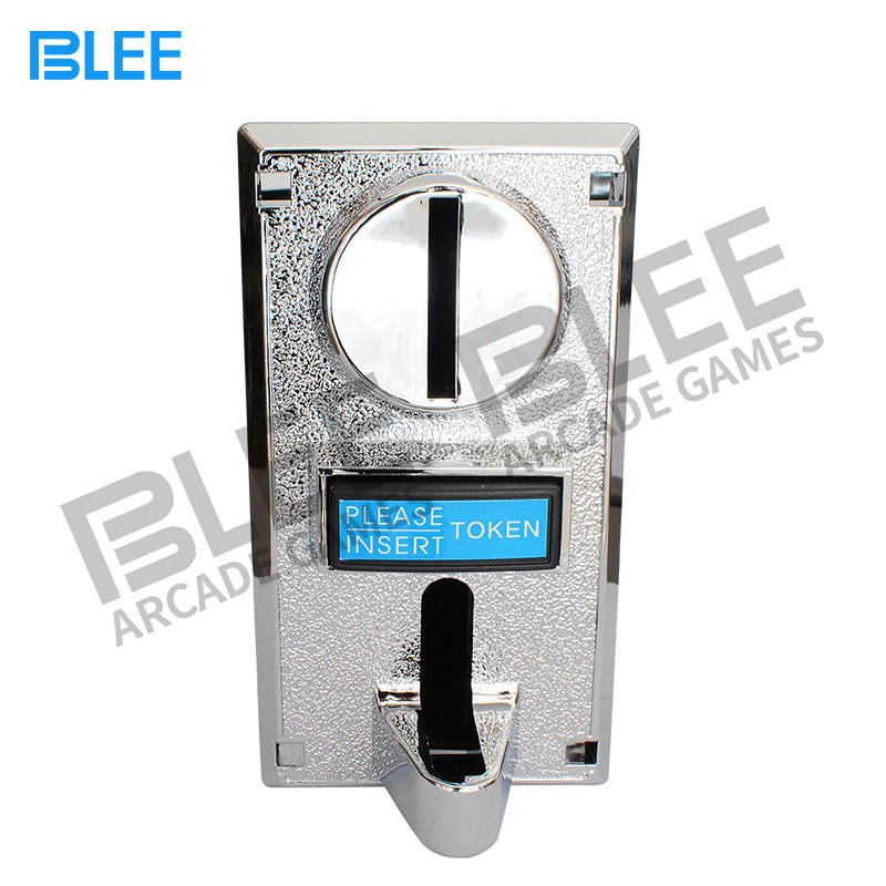 Electronic multi coin acceptor with low price