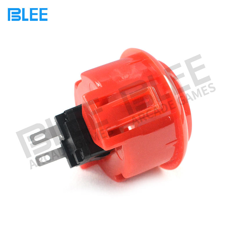 Free Sample Different Colors arcade cabinet buttons