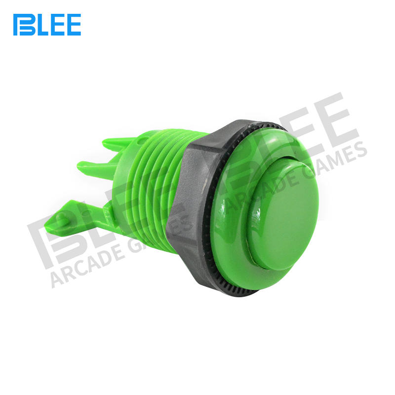 Factory Price Different Colours Arcade Parts Arcade Game Button