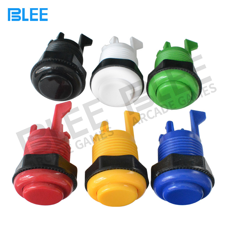 BLEE-Best Led Arcade Buttons Mame Arcade Factory Low Price Happ-1