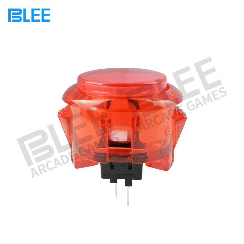 Free Sample Different Colors Sanwa Standard clear buttons