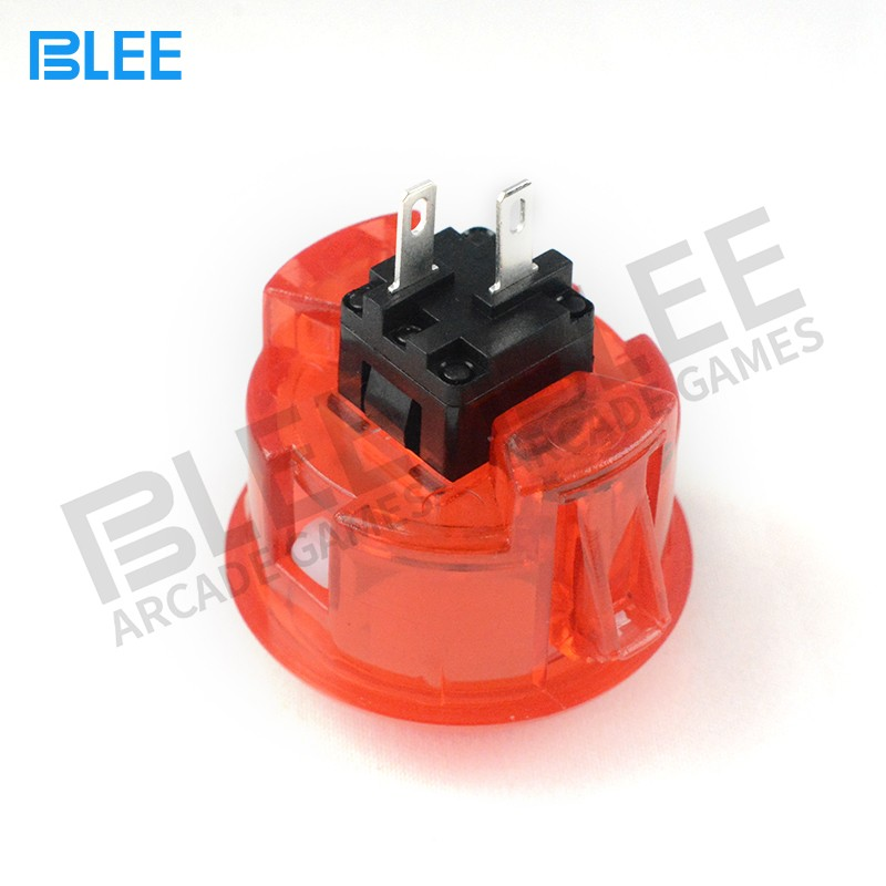 BLEE-Arcade Buttons, Sanwa Standard Clear Buttons With Free Sample-2
