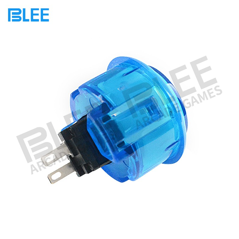 BLEE-Sanwa Standard Clear Led Arcade Buttons Arcade Factory-3