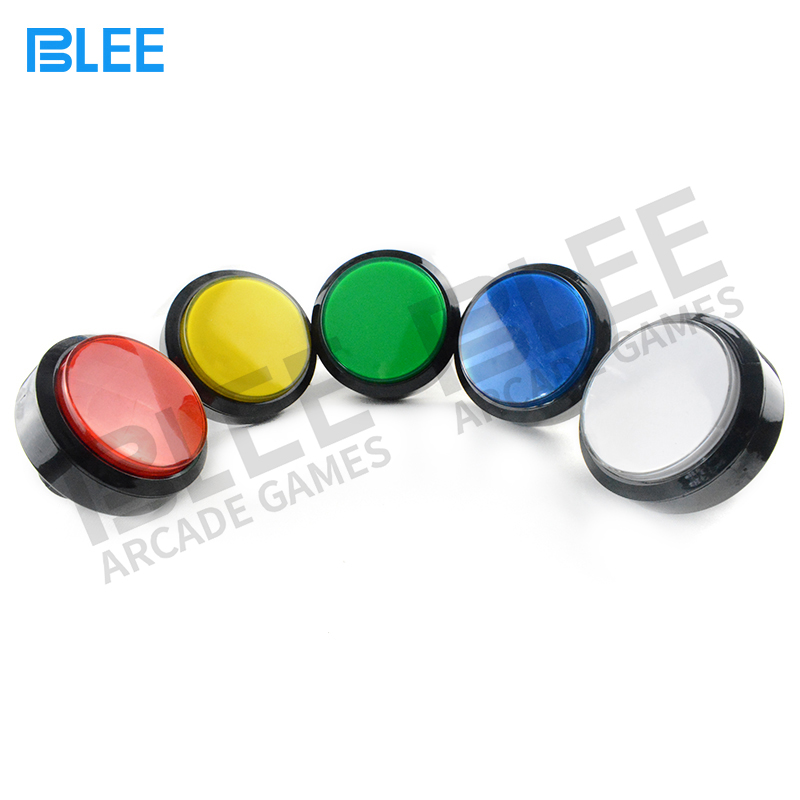 BLEE-Sanwa Clear Buttons Manufacture | Custom Arcade Buttons-1