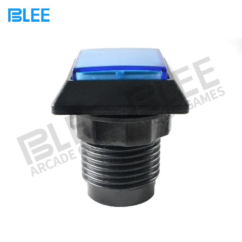 superior arcade button set illuminated bulk production for shopping