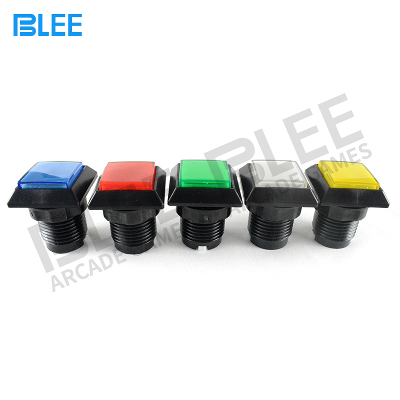 BLEE-Find Sanwa Joystick And Buttons Illuminated Arcade Buttons-2