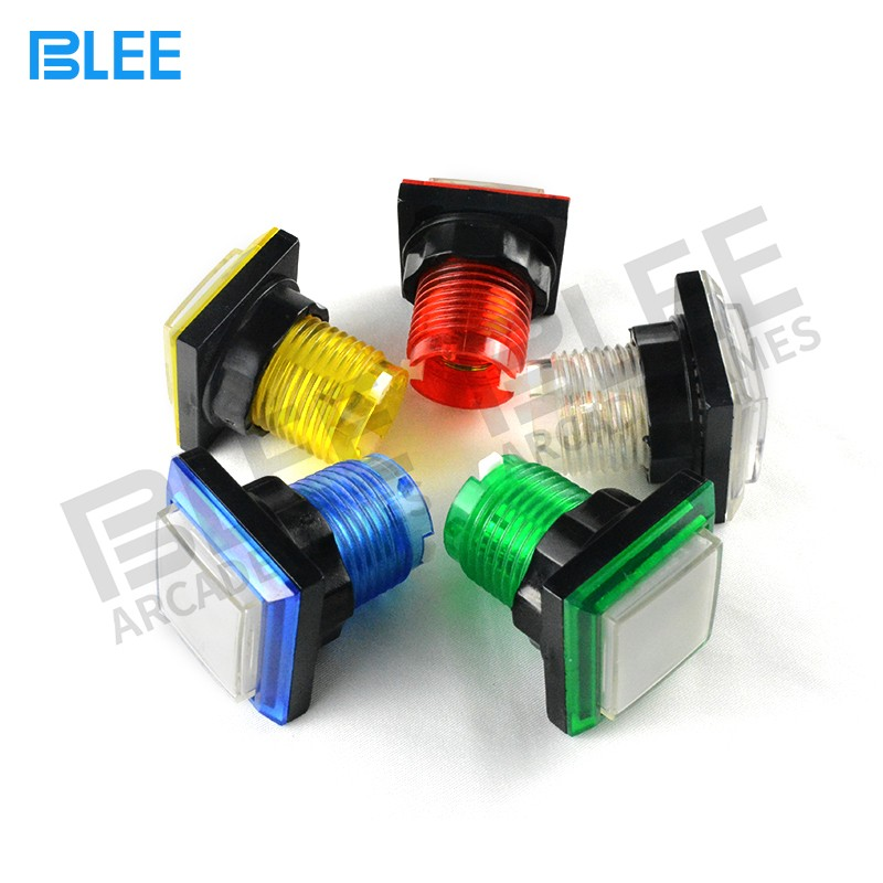 BLEE-Led Arcade Buttons Free Sample Different Colors Casino Button-1