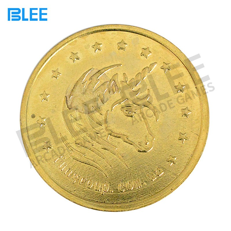 BLEE-Manufacturer Of Tokens And Coins Coin Arcade-2