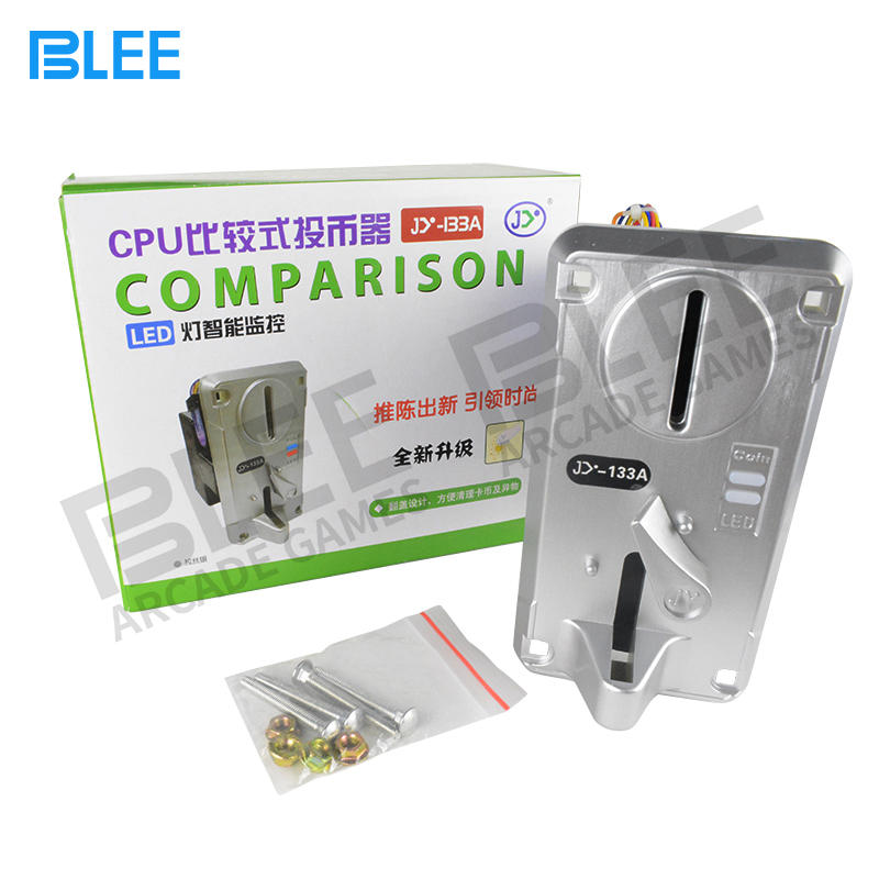 Affordable Electronic Coin Acceptor Selector