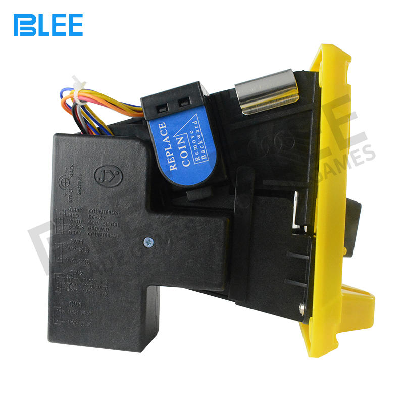 Affordable coin selector electronic