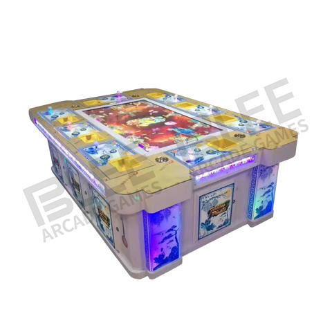 Affordable fish table game machine
