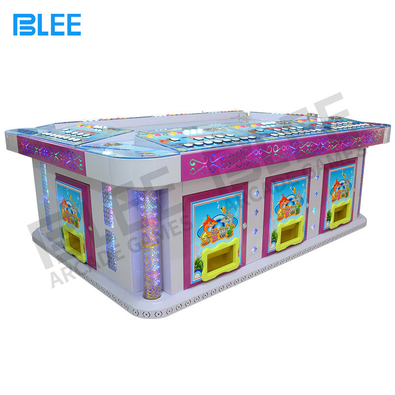 Affordable fish game machine