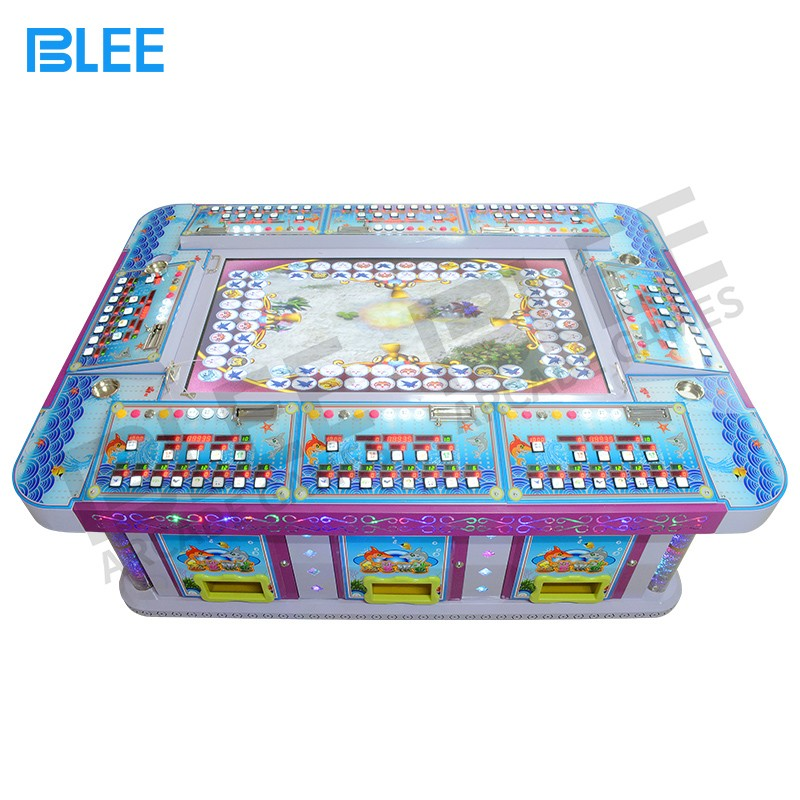 BLEE-Find Stand Up Arcade Machine Affordable Fish Game Machine