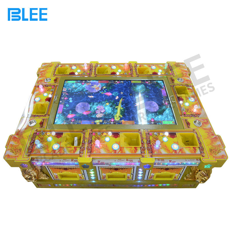 Affordable fish hunter game machine