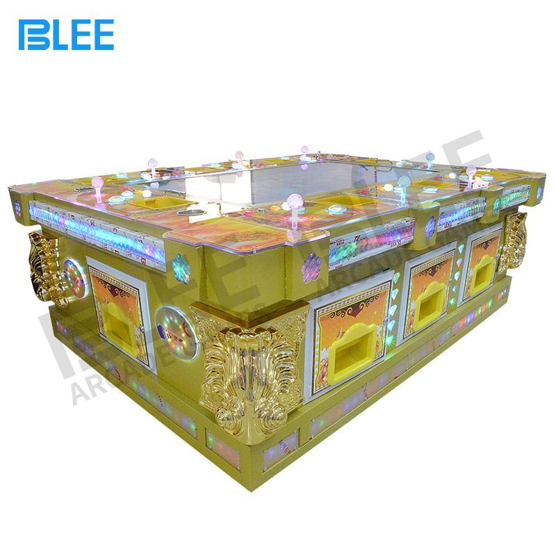 BLEE-Street Fighter Arcade Machine, Affordable Fish Machine Game-3