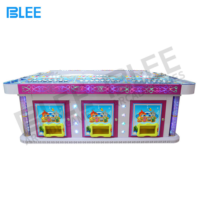 Arcade Game Machine Factory Direct Price coin operated fish game machine