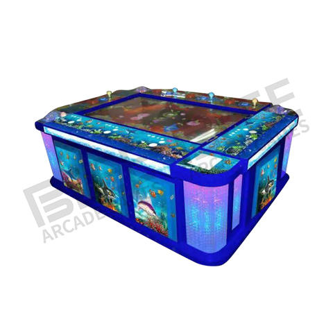 Affordable shooting fish game machine