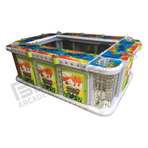 Affordable gambling game machine fish hunter