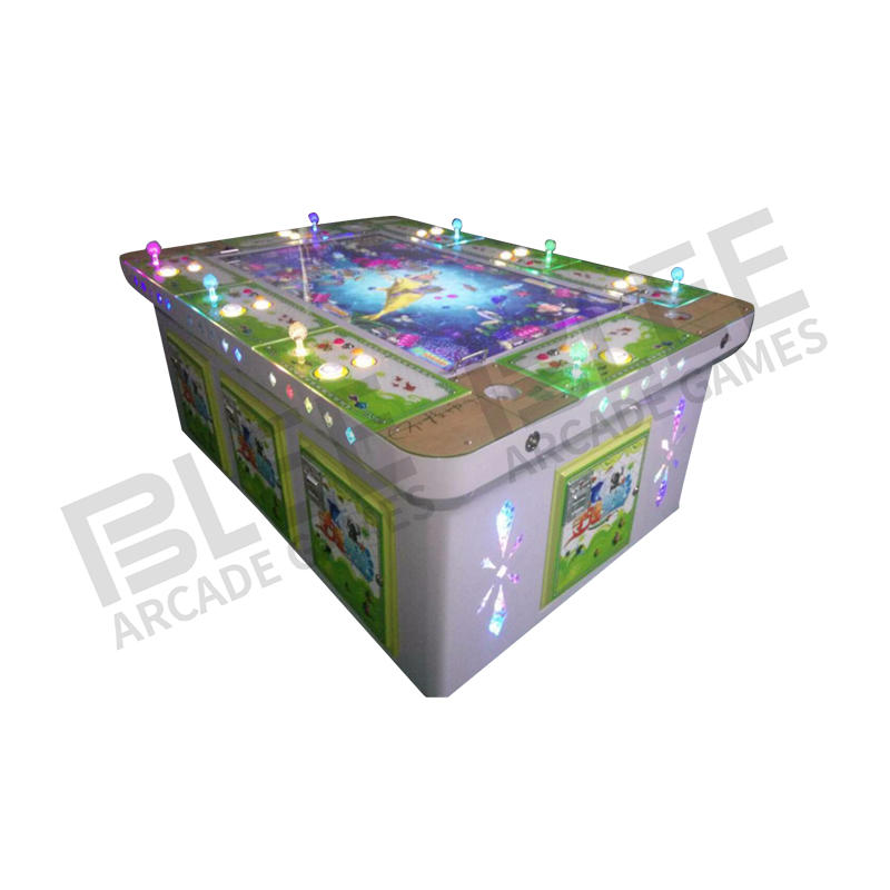 Arcade Game Machine Factory Direct Price catch fish game machine