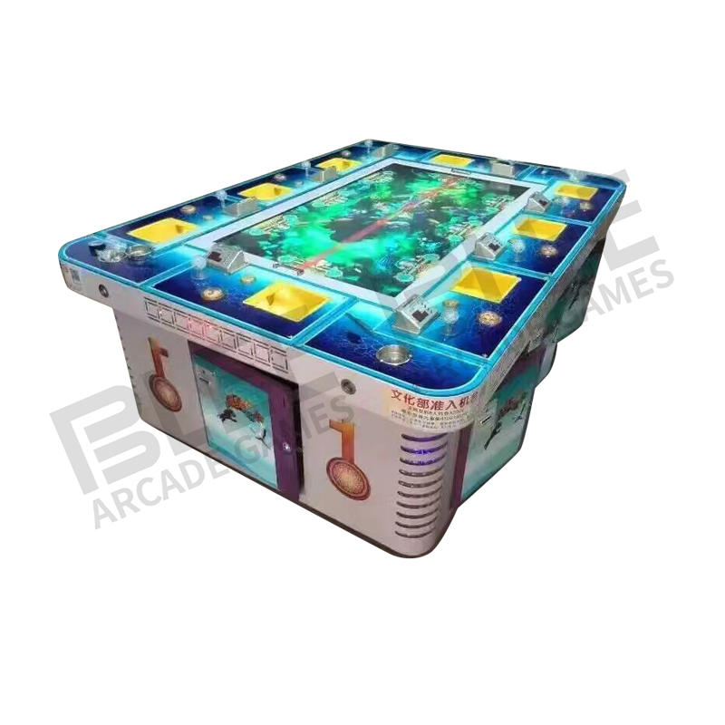 Affordable catch fish game machine