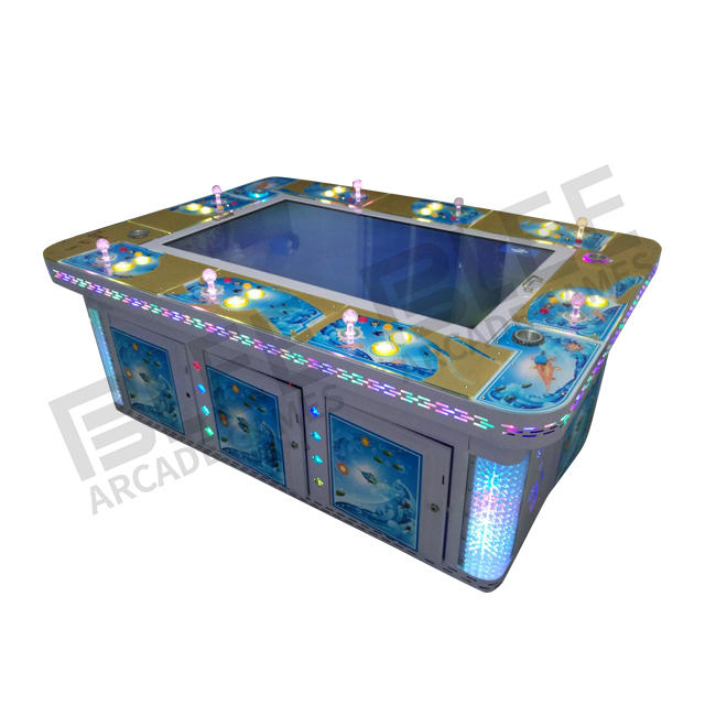 Affordable arcade fishing game machine