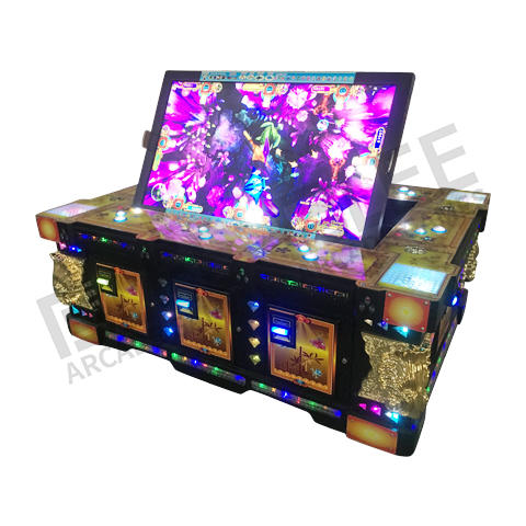 Arcade Game Machine Factory Direct Price adult arcade fishing game machine