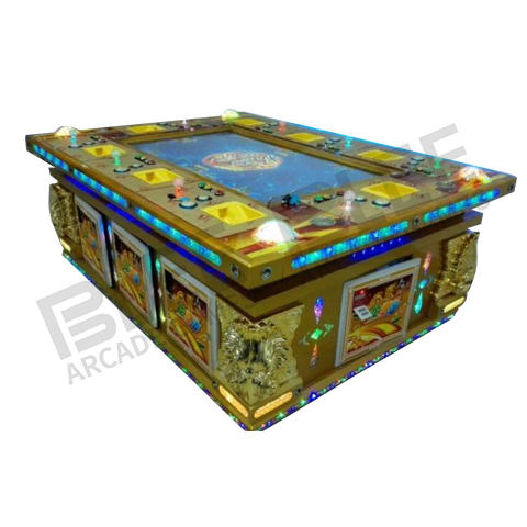 Affordable adult arcade fishing game machine