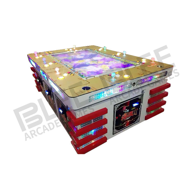 Affordable fishing simulator arcade game machine for sale