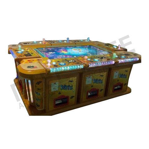 BLEE-Affordable Arcade Fishing Game | Custom Arcade Machines Company-2