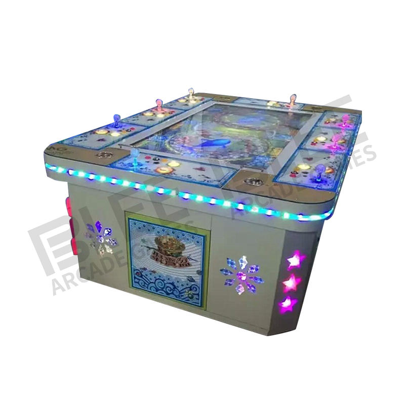Affordable fishing arcade game