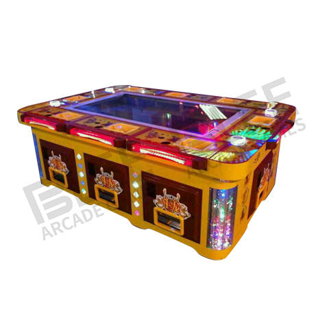 Affordable arcade fishing machine