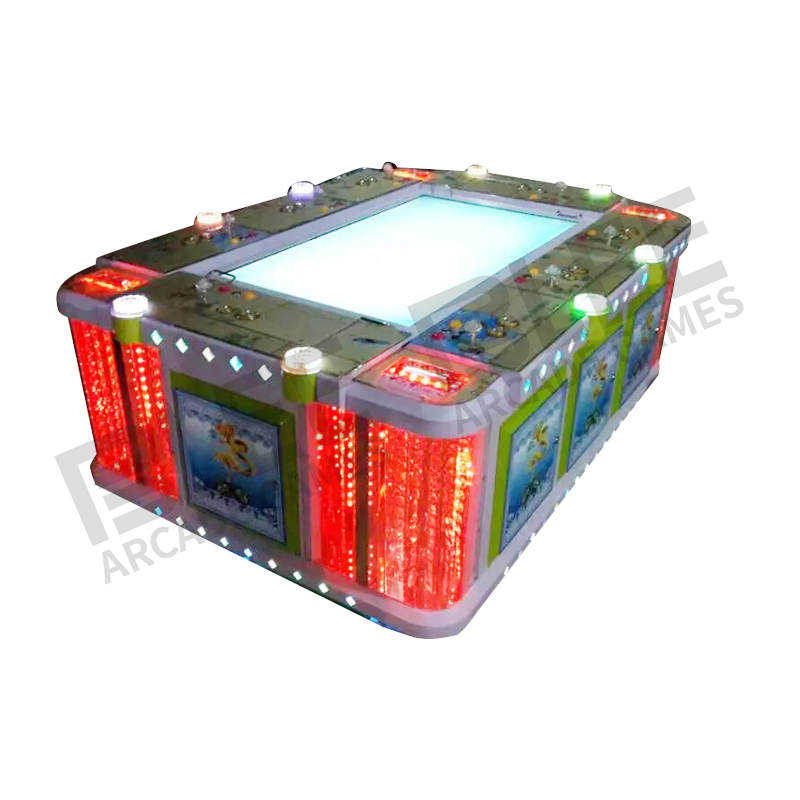 BLEE-Professional Coin Operated Arcade Machine Table Arcade Game-1