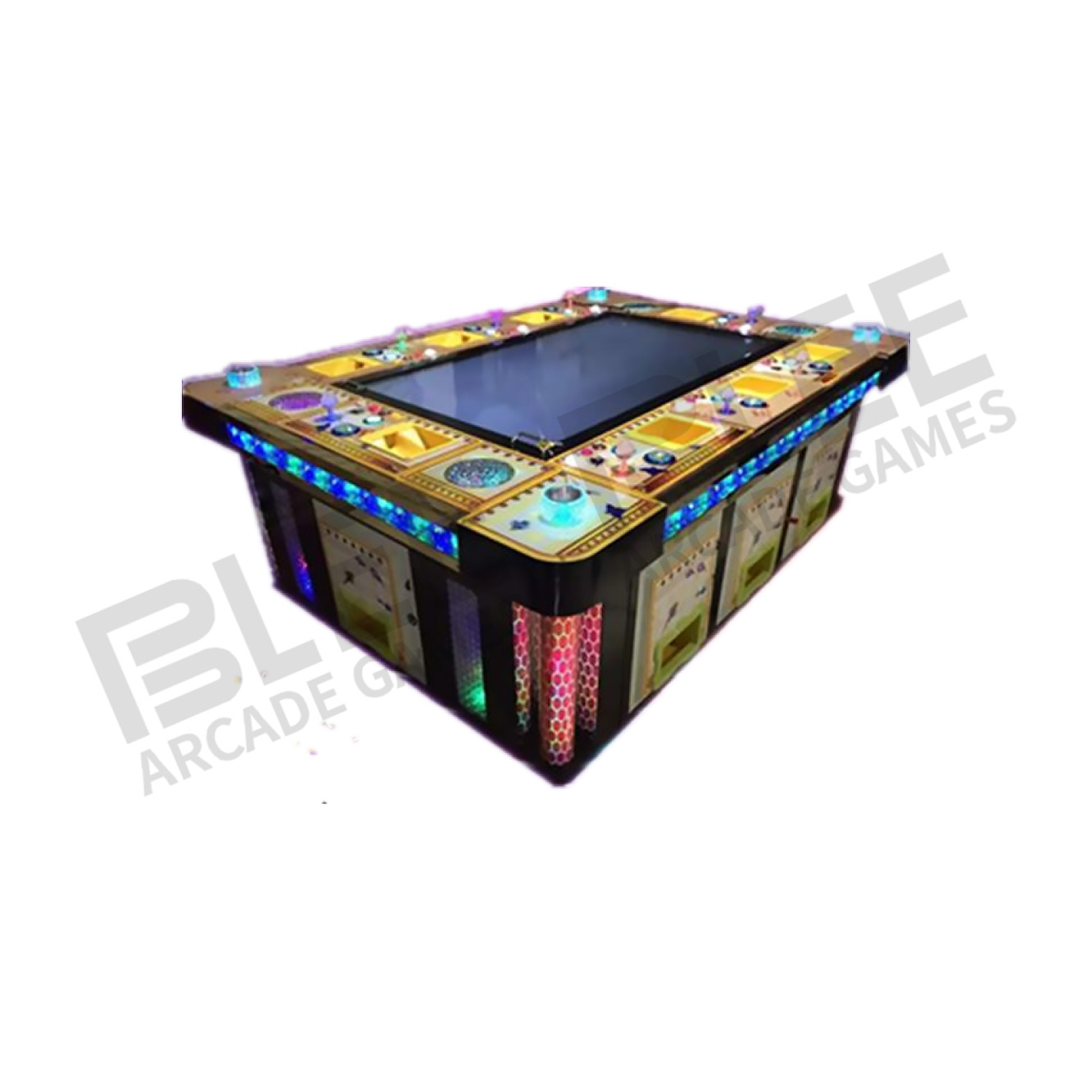BLEE-Affordable Fish Table Game | New Arcade Machines For Sale Factory