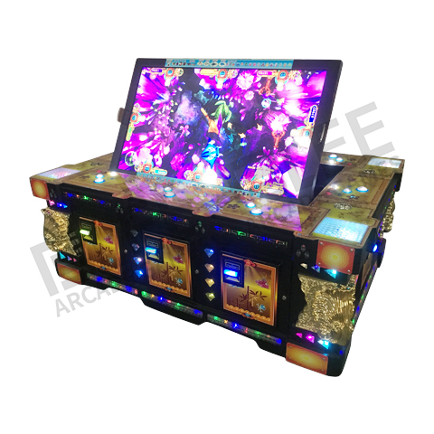 BLEE-Coin Operated Arcade Machine Affordable Fish Game Table-1