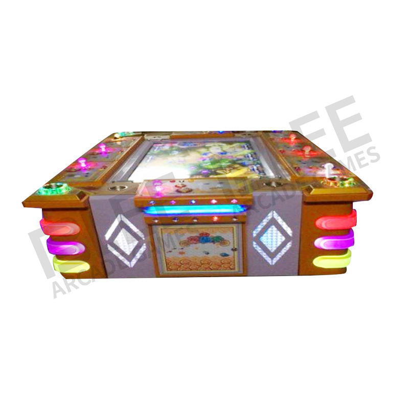 Arcade Game Machine Factory Direct Price red dragon fish table game