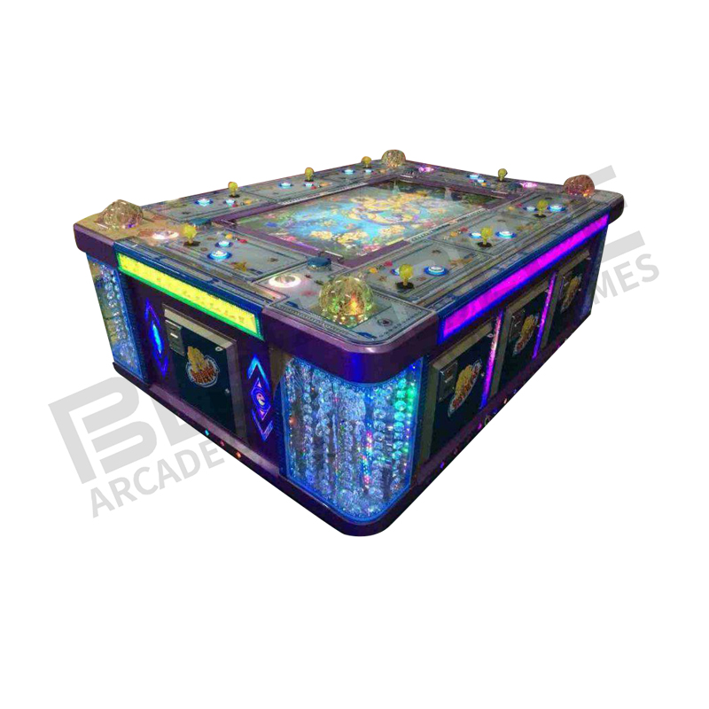 BLEE-Arcade Game Machine Factory Direct Price Red Dragon Fish Table-1