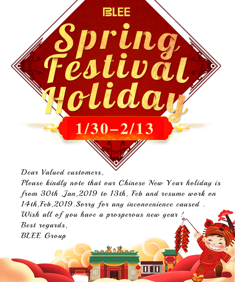 BLEE-Spring Festival Holiday | Arcade Parts Bundle